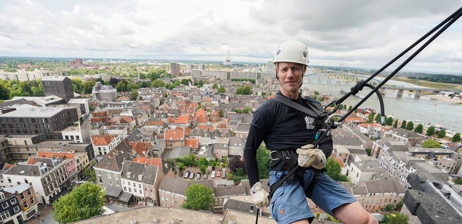 Placeholder for 14 07 2019 Abseilen Stevenstoren Jan Willem de Venster 5 1