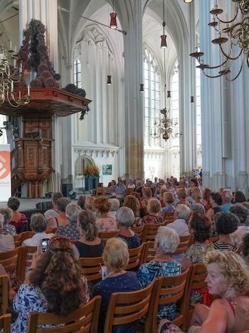 Placeholder for 15 07 2018 Schrijvers in de Stevenskerk Jan Willem de Venster 9