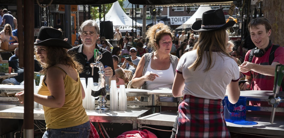 Placeholder for Koningsplein Vierdaagsefeesten Peter Beijers
