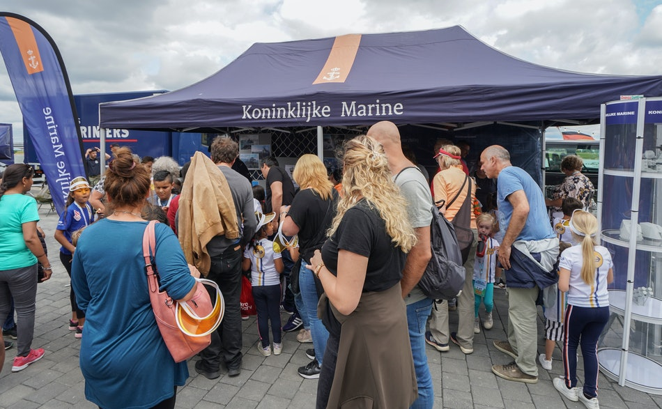 Placeholder for 13 07 2019 Jan Willem de Venster Activatie Koninklijke Marine 1