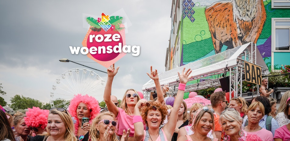 Placeholder for Roze Woensdag