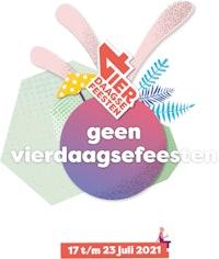 Placeholder for Logo geen vierdaagsefeesten toch een beetje feest