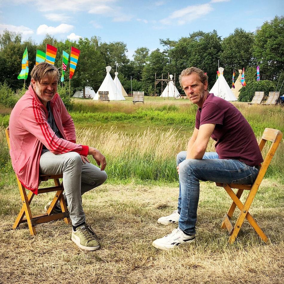 Placeholder for Camping de Wereld Antwan Van Horik en Diederik Walther