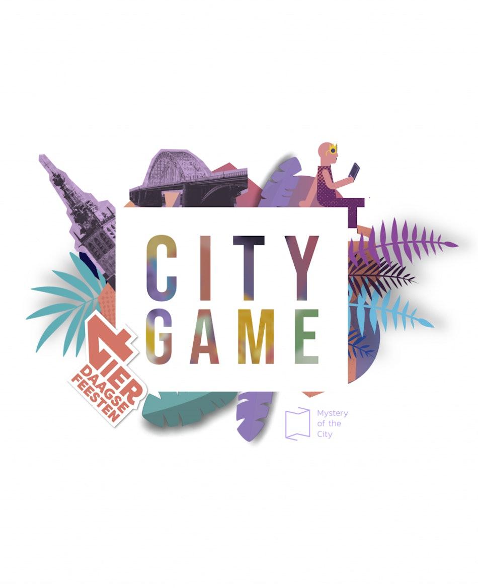 Placeholder for City Game Logo 6 0 White