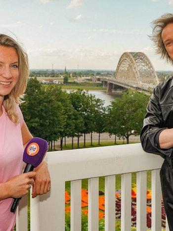 Placeholder for Esther Stegeman en Sven Ratzke foto Jan Willem de Venster e1593770799836