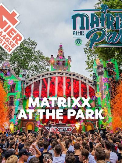 Placeholder for Matrixx Park4