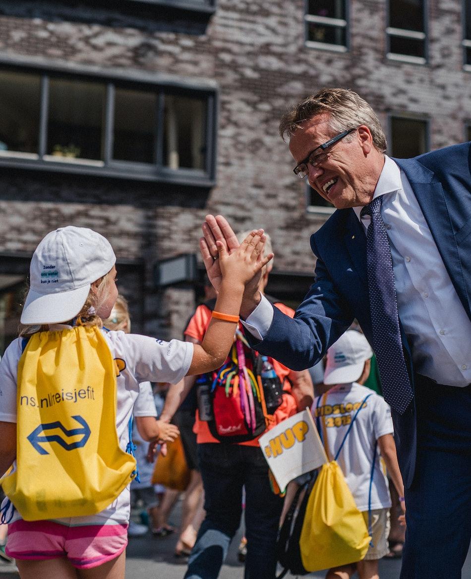 Placeholder for Walter Hamers Kidsloop Marienburg Vierdaagsefeesten